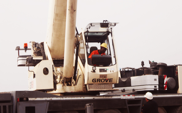 CAMLEV Trains Mobile Crane Operators at Hyclasse Group Cameroon02